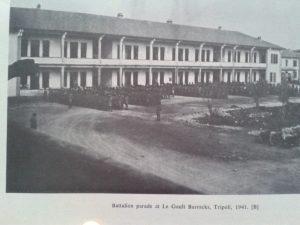 Legault Barracks