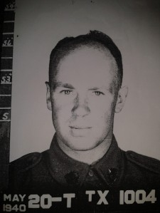 Enlistment photo