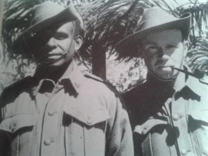 Dad and Charlie Mene