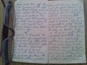 diary 13 14 Feb 41