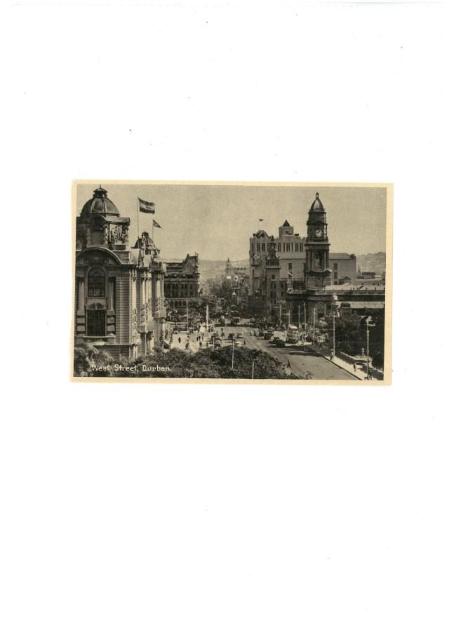 Durban postcard