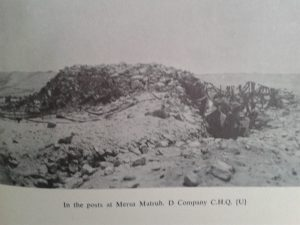 trenches at Mersa Matruh