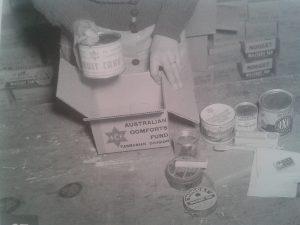 ACF parcel