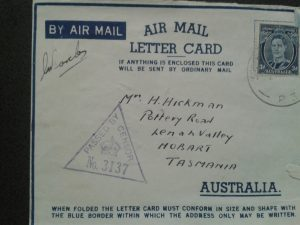 envelope with censor stamp